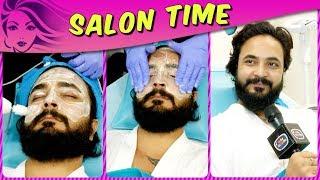 Saurabh Patel REVEALS Secrets About Himself On Salon Time | Bigg Boss 12