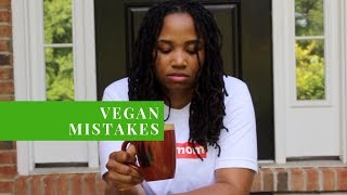 DON'T MAKE THESE VEGAN MISTAKES + Tips on How to Go Vegan   @brownvegan