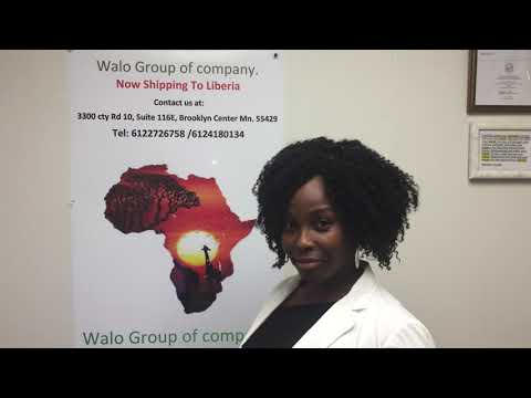 Walo Group of Company, # 1 in shipping to Liberia.
