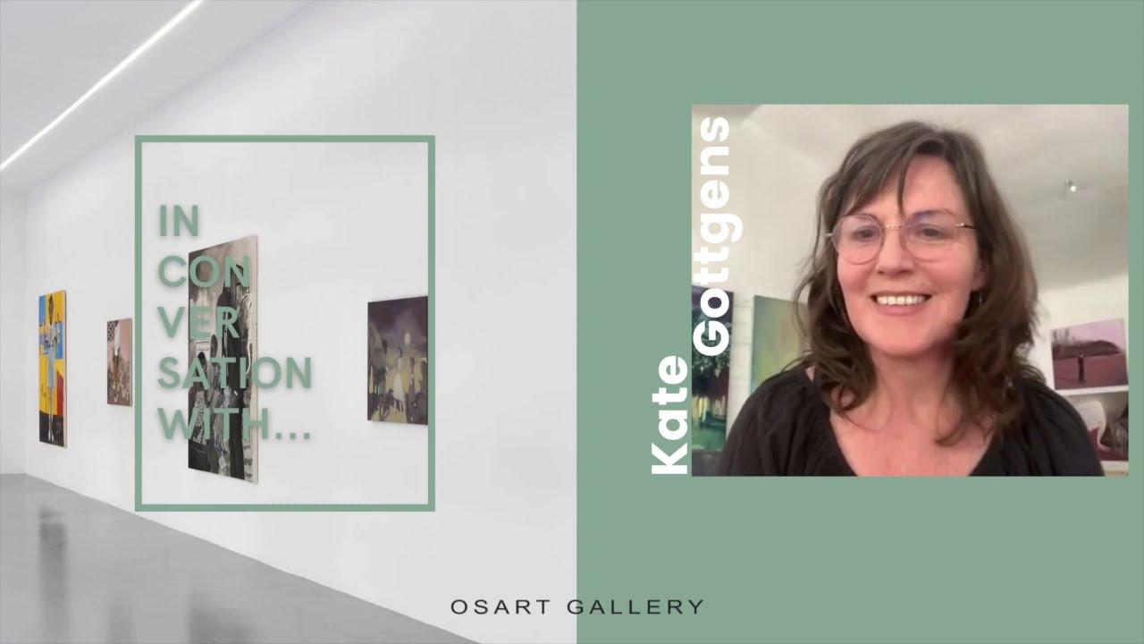 In Conversation with... Kate Gottgens