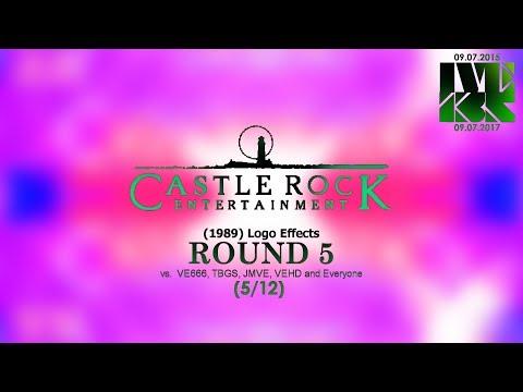 Castle Rock Entertainment (1989) Effects R5 vs VE666, TBGS, JMVE, VEHD and Everyone (5/12)