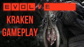 Evolve: Kraken Gameplay (PC 1080p 60fps Live Feed From Gamescom)