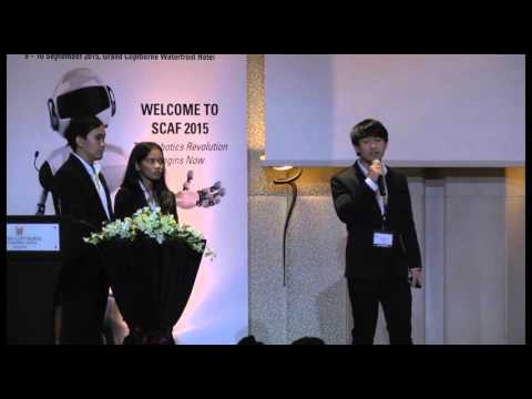 Asia Pacific Supply Chain Management Challenge (APSCMC) 2015: IBLT