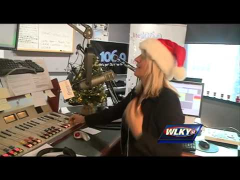 Radio station in holiday spirit early with nonstop Christmas music