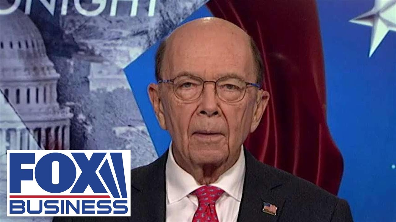 Wilbur Ross explains Huawei, ZTE and US-China relations