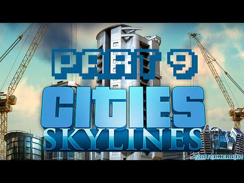 Cities: Skylines Part 9: (Hydrogen Powers the City!)