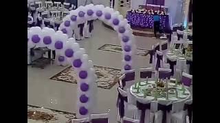 Свадебный оформление
