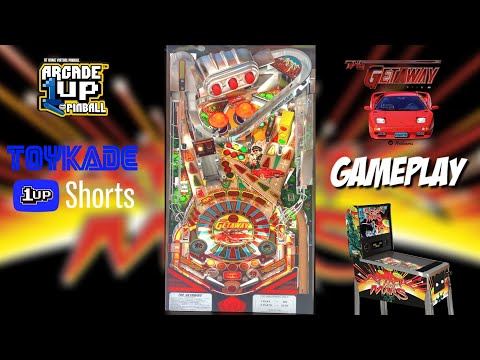 Arcade1Up Attack From Mars Gameplay - The Getaway #Shorts from ToyKade
