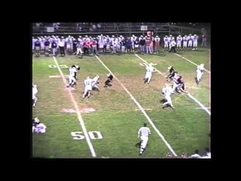 Louisville Leopards at Springfield Spartans 1994 Football Highlights