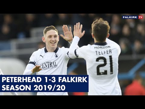 Peterhead Falkirk Goals And Highlights