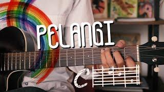 "🎸 Mari Belajar Gitar Lagu ""Pelangi"""