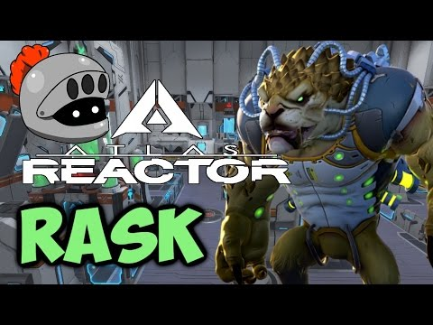 Atlas Reactor- Rask Gameplay