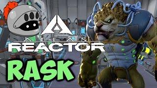 Atlas Reactor- Rask Gameplay