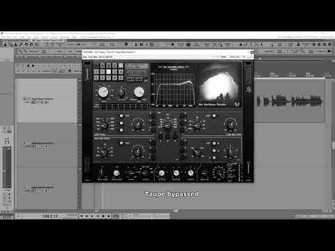 'Taupe' Quick Demos | Kick, Vocals, Bass, Guitars, Stereo Mix