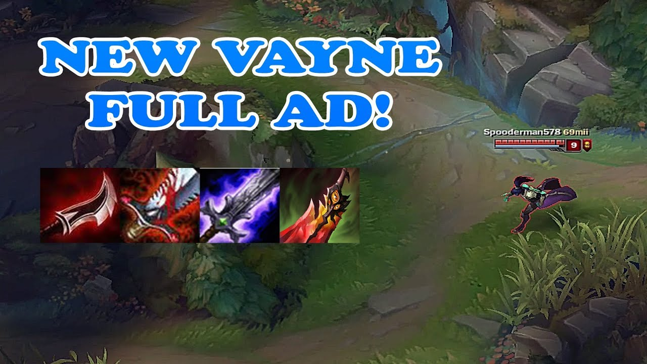 NEW VAYNE FULL AD IS BUSTED! (HIGHLIGHTS)
