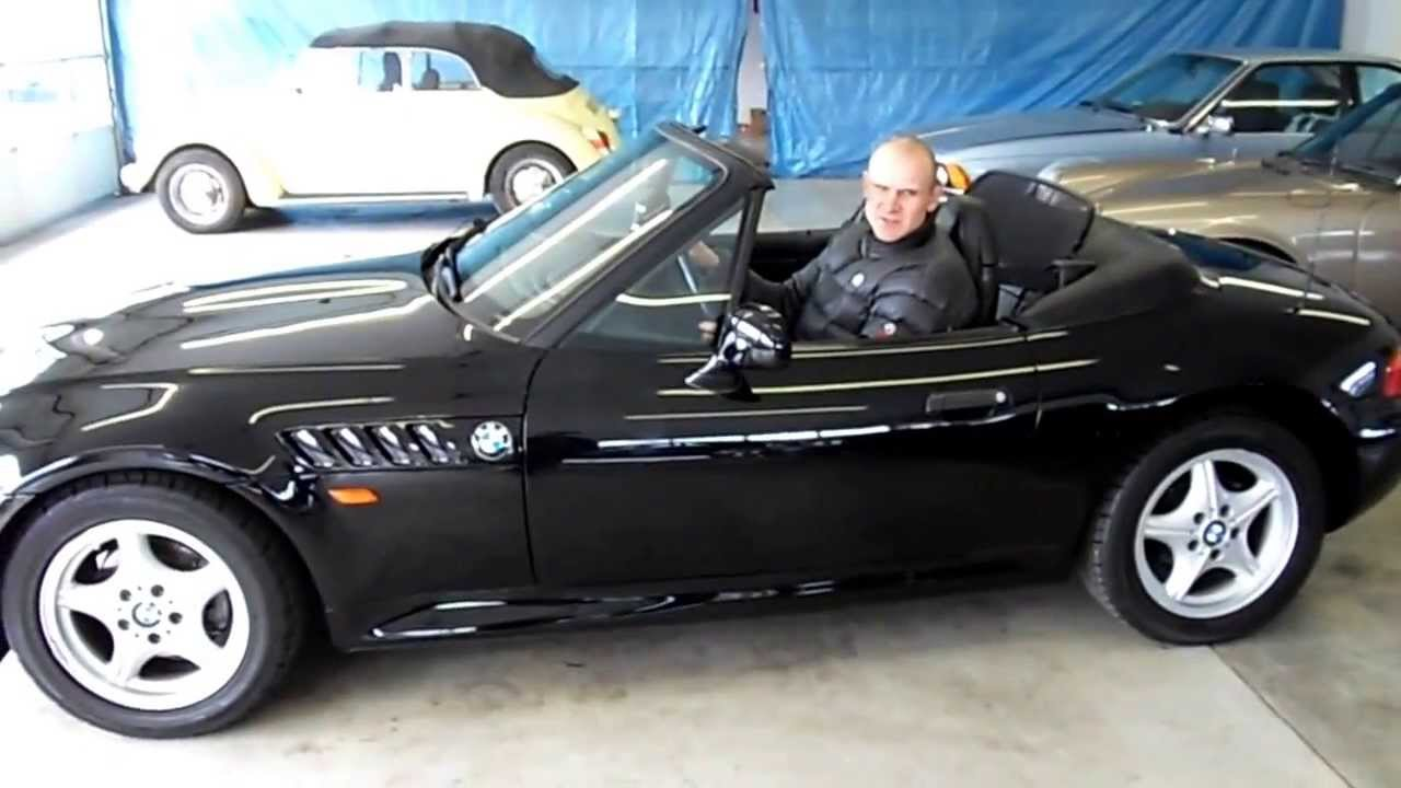 1997 Bmw Z3 For Sale Youtube