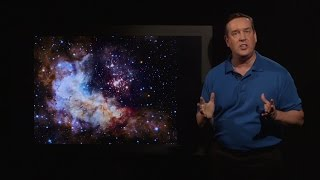 Celestial Fireworks: Hubble's Universe Unfiltered