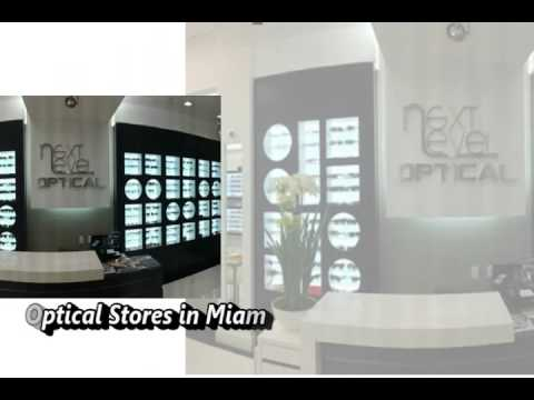 Next Level Optical Stores in Miami
