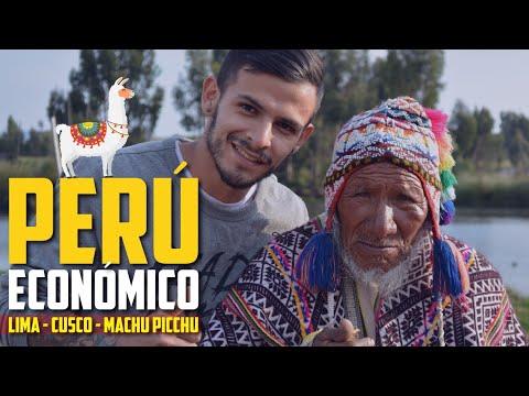 VIAJE ECONÓMICO A PERÚ Colombia - Lima - Cusco - Aguas Calientes- Machu Picchu Vlog #1
