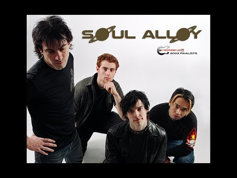 SOUL ALLOY - EXHALE (Emergenza's 2003 final in Montreal)