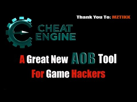 Cheat Engine: AOBSigMaker - A Great Tool For Game Hackers