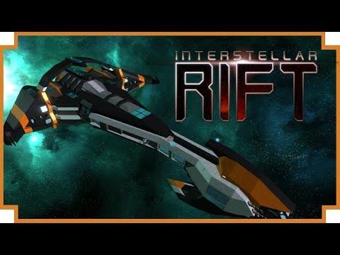 Interstellar Rift - (Open World Starship Simulator)