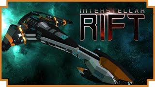 Interstellar Rift - (Open World Starship Simulator)