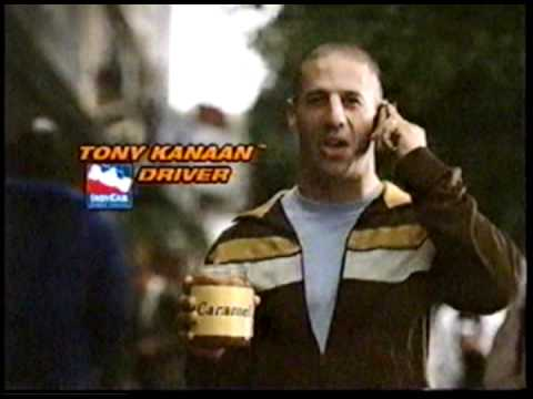 '06 Kevin Harvick and Tony Kanaan Reese's Commercial