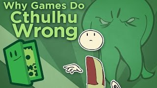 Extra Credits - Why Games Do Cthulhu Wrong - The Problem with Horror Games