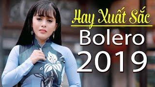LK Ru Nửa Vầng Trăng - Nghe đi nghe lại vẫn chưa chán - LK Bolero 2019 Hay và Đẹp xuất sắc
