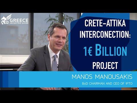 Manos Manousakis, Chairman & CEO of IPTO - Greece Investor Guide (3)