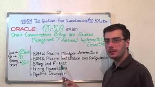 1Z0-509 – Oracle Exam Communications Billing Revenue Test Management Questions