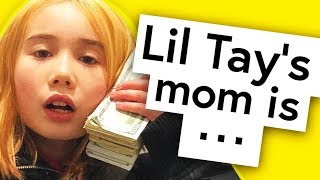 LIL TAY'S NORMAL PARENTS FOUND