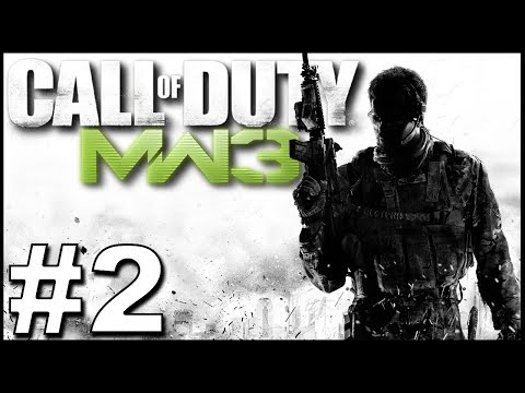 Call of Duty: Modern Warfare 3 | Part 2 | Persona Non Grata, Turbulence, Back on the Grid
