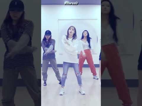 MAMAMOO(마마무) - Egotistic '너나 해' Dance Practice Mirrored | Moonbyul Focus
