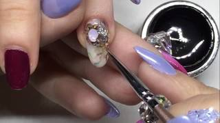 FAQ: What's the Best Way to Adhere/Secure Crystals to Nails?