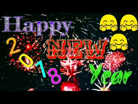 Happy New Year 2018 Wish, Whatsapp Status Shayari In Hindi Audio