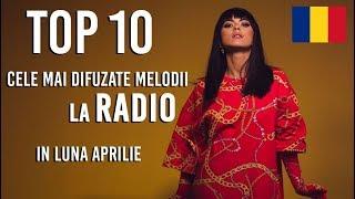 Top 10 Cele Mai Difuzate Melodii Pe Radio 2018 Luna Aprilie