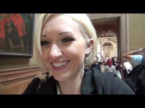 Paris Trip Day 2: The Louvre, Arc de Triomphe
