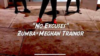 "Zumba × Meghan Trainor - ""No Excuses"" 踊ってみた。Happy Birthday SUMIちゃん!"
