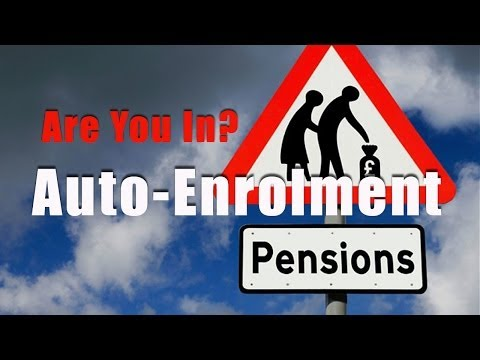 BCL37 Auto-Enrolment Pensions - Are You In