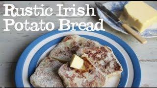 Rustic Irish Potato Bread Recipe From Abel & Cole