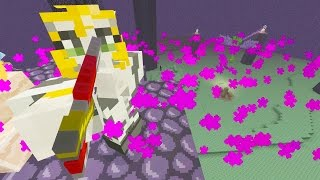 Minecraft Xbox - Quest To Kill The Ender Dragon AGAIN! (196)