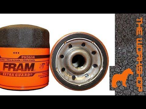 Fram vs Fram - Oil filters