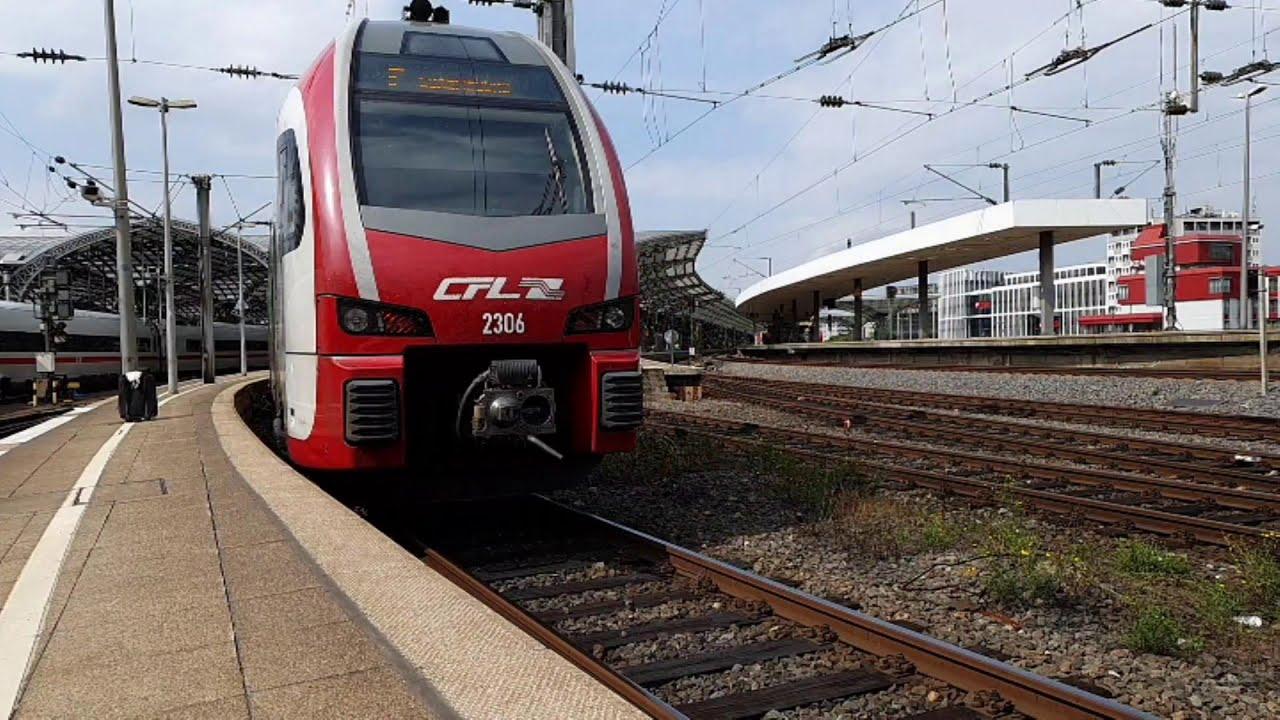 Koblenz Köln Zug