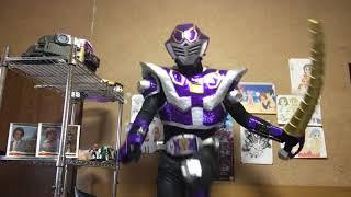 仮面ライダー王蛇、浅倉威がポケモンXY&ZのOPを 歌ってみた!なんつって...