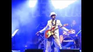 Vasti Jackson Band Purple Rain New Orleans Festival Innsbruck 2013