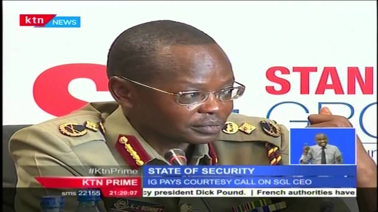 Surveillance system has helped improve security, says IG Joseph Boinnet
