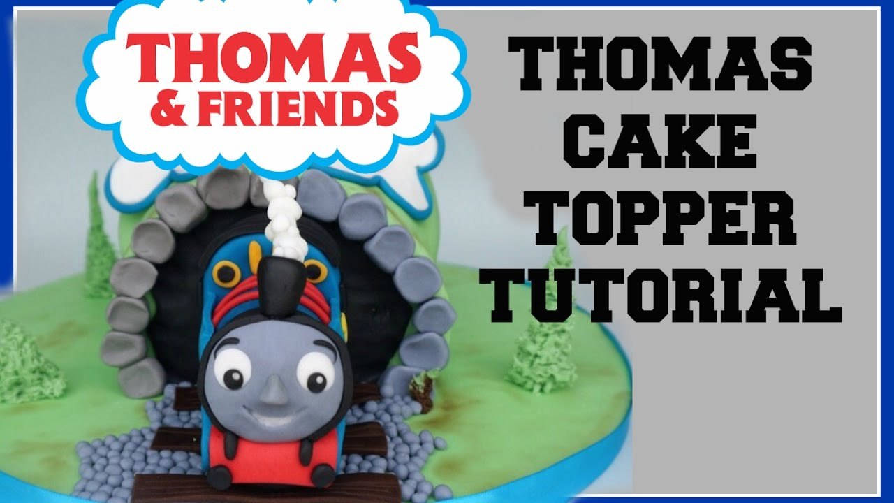 How To Make A Thomas Tank Cake