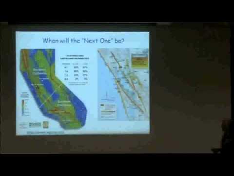 Science at Cal - Peggy Hellweg - Tectonic Timebombs: Earthquakes Near and Far